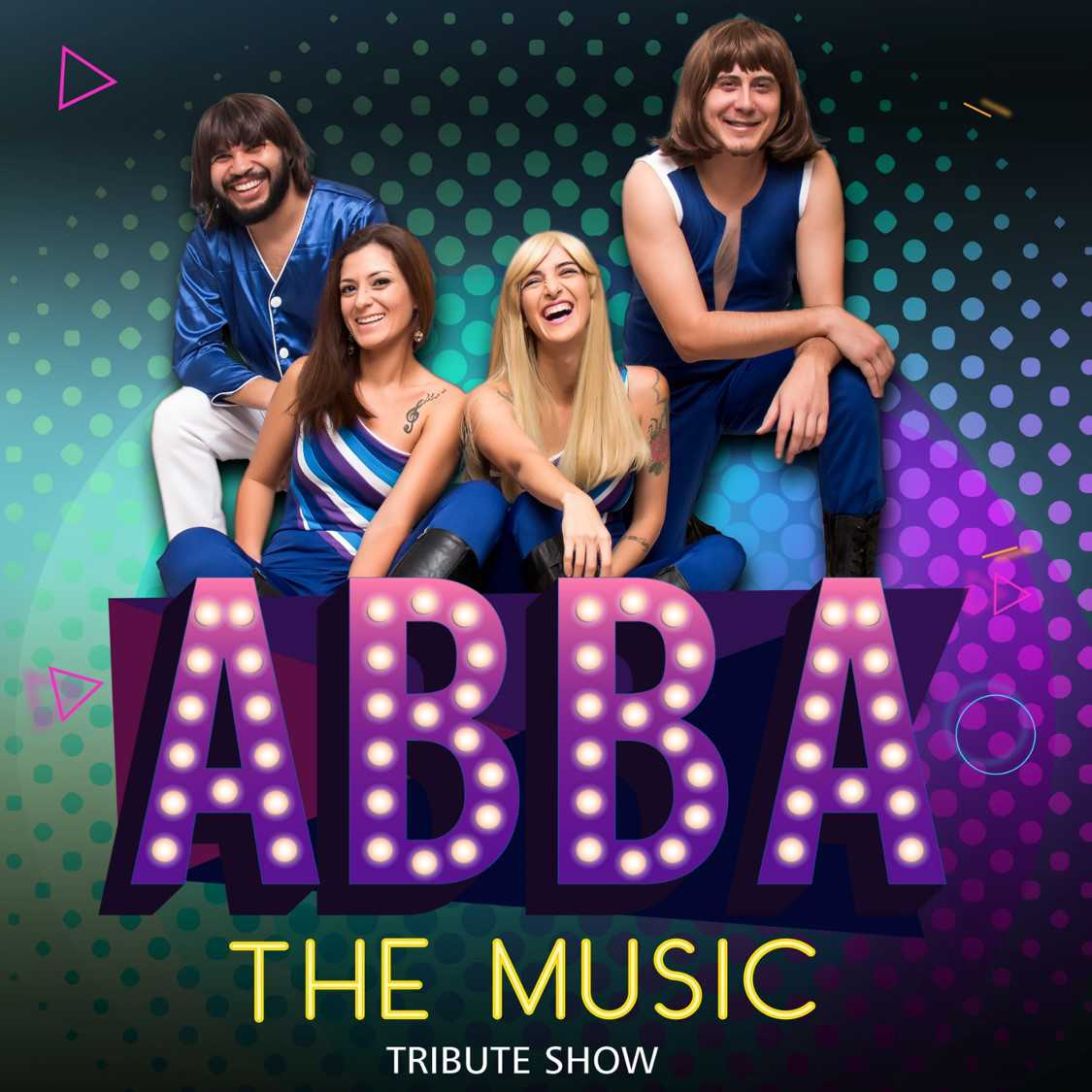 ABBA - THE MUSIC - A TRIBUTE SHOW